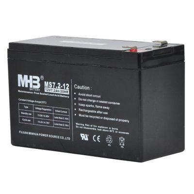 Gallagher batterij 12 Volt 7,2 Ah voor S100, S200 en S400