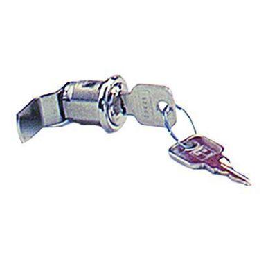 Cylinderslot voor Growi zadelkast met 2 sleutels