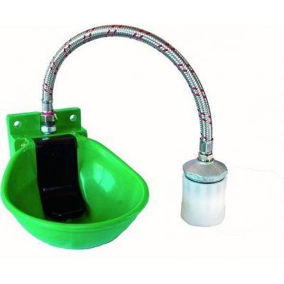 Lepeldrinkbak voor IBC-container