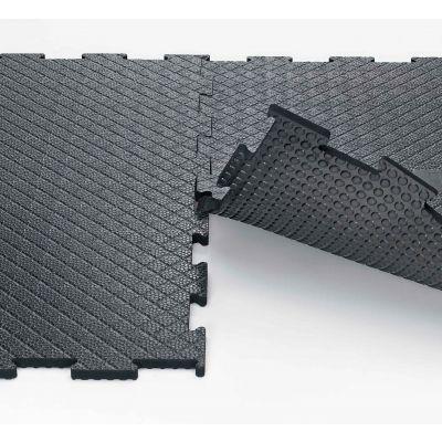 Rubberen mat Belmondo Paddock, 24 mm, 100 X 100 cm