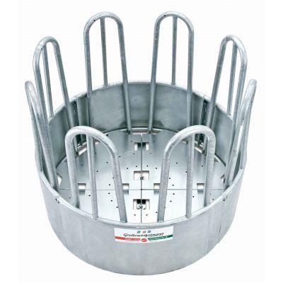 Bodem voor rondbalenruif Mini en Comfort Line ronde ruif 145 cm