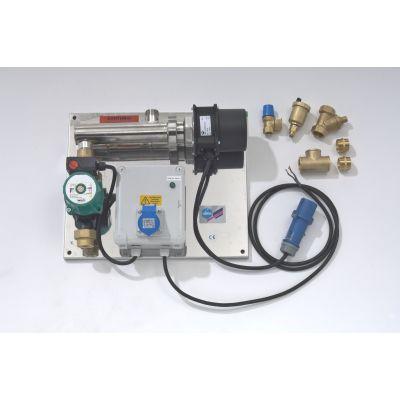 Lister rondpompsysteem ZPS Standaard