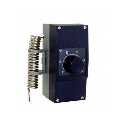 Thermostaat met buitenvoeler voor verwarmbare drinkbakken 230 V