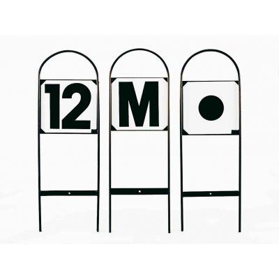 Hindernisnummers, uitbreidingsset 13-16