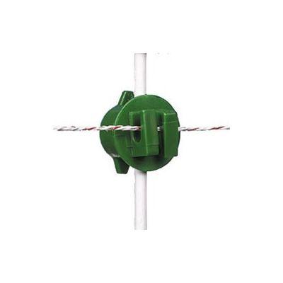 Schroefisolatoren voor metalen palen 4 - 16 mm