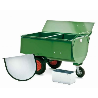Uitrusting voor alle Growi voerwagens