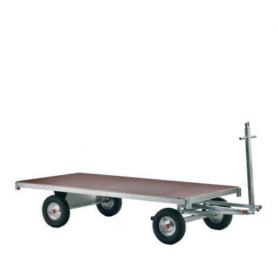 Handtransportwagen vierwielig 125 X 250 cm
