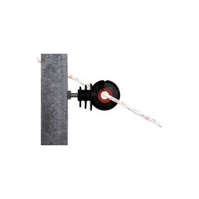 Schroef ringisolator XDI M6 voor metalen palen