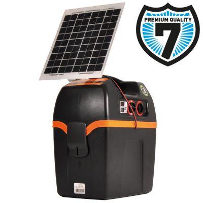 Gallagher B200 accu schrikdraadapparaat incl. 6W solarassist
