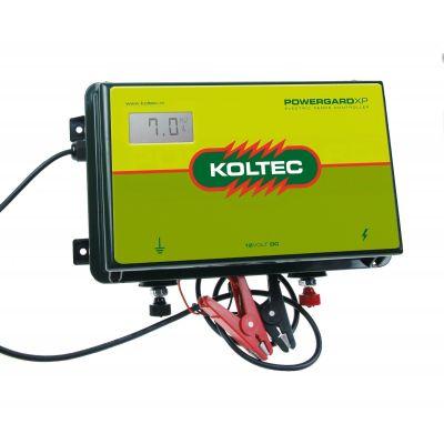 Koltec Powergard XP Digital accu-apparaat nu incl adapter 230 Vollt