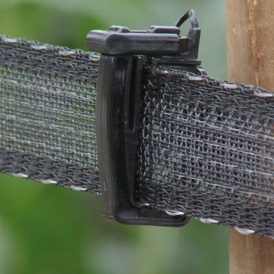 Koltec extra sterk lint 40 mm zwart
