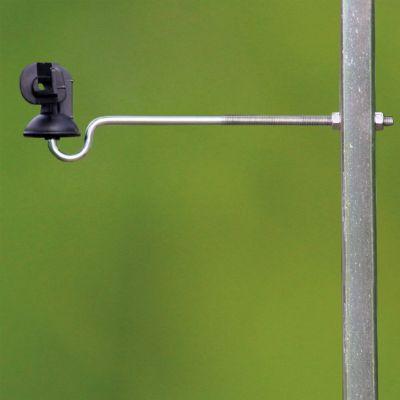 Koltec afstandisolator 22 cm voor koord tot 8 mm