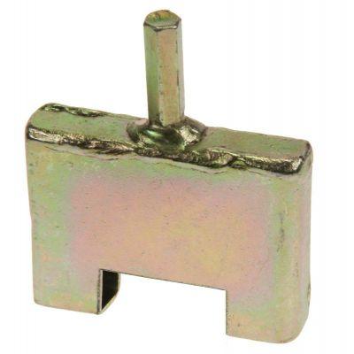 Koltec metalen schroefhulp voor lint- en ringisolatoren