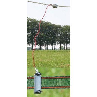 Doorverbindingset rvs/inox lint-koord
