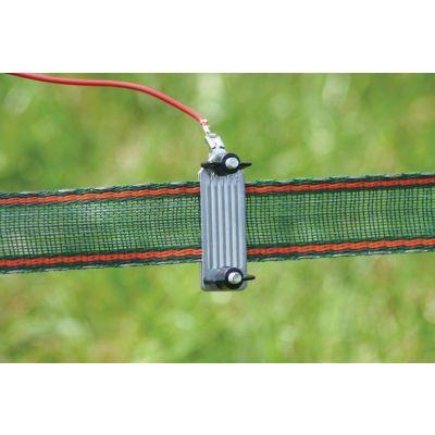 Koltec rvs/inox doorverbindingset voor lint