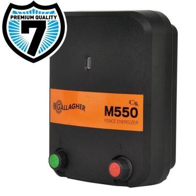 Gallagher M550 lichtnetapparaat