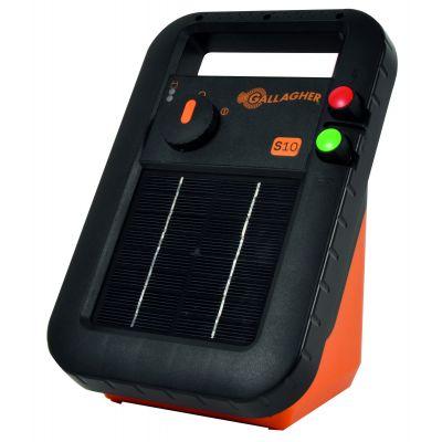 PROMOTIE Gallagher S10 solar schrikdraadapparaat