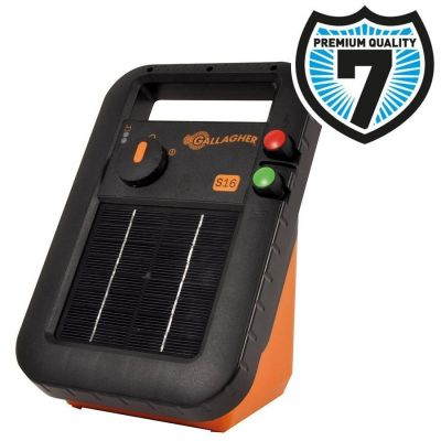 Gallagher S16 solar schrikdraadapparaat