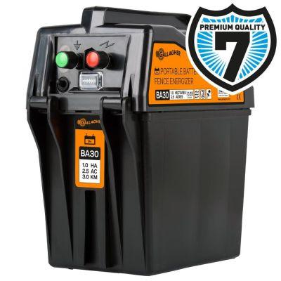 Gallagher BA30 batterij-schrikdraadapparaat