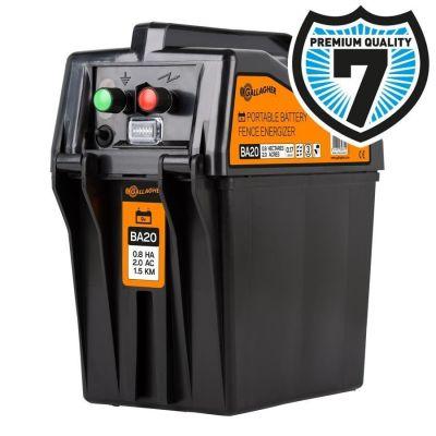 Gallagher BA20 batterij-schrikdraadapparaat