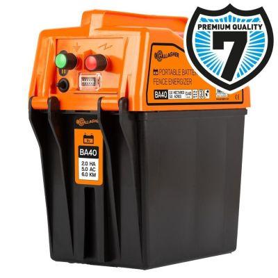 Gallagher BA40 batterij-apparaat