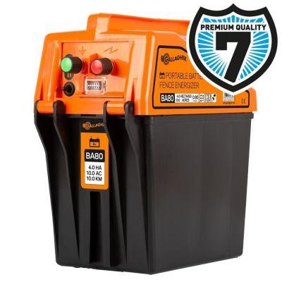 Gallagher BA80 batterij apparaat