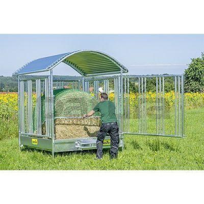 Frame voor voederrantsoennet - groot
