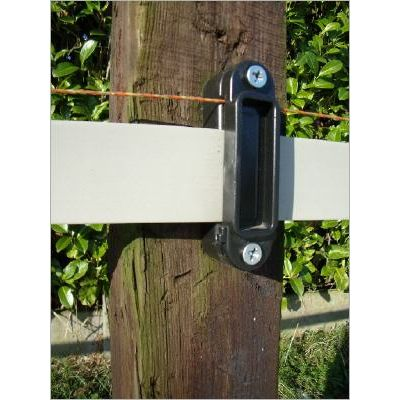 Hippo Safety Fence band 100 meter grijs