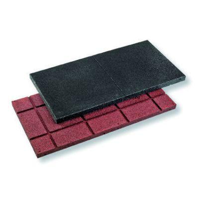 Regupol elastische tegels, in 2 kleuren verkrijgbaar