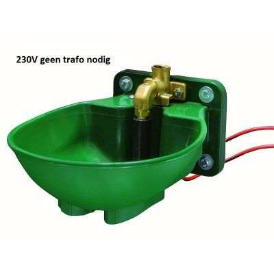Lister verwarmde drinkbak SB22H - 230 V