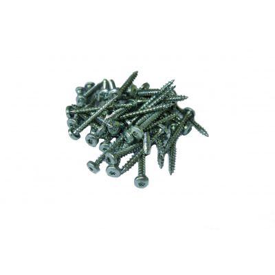 Afrasteringsschroeven 4,5 x 40 mm 200 stuks