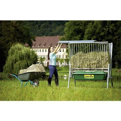 Paardenruif Ideal voor hooi